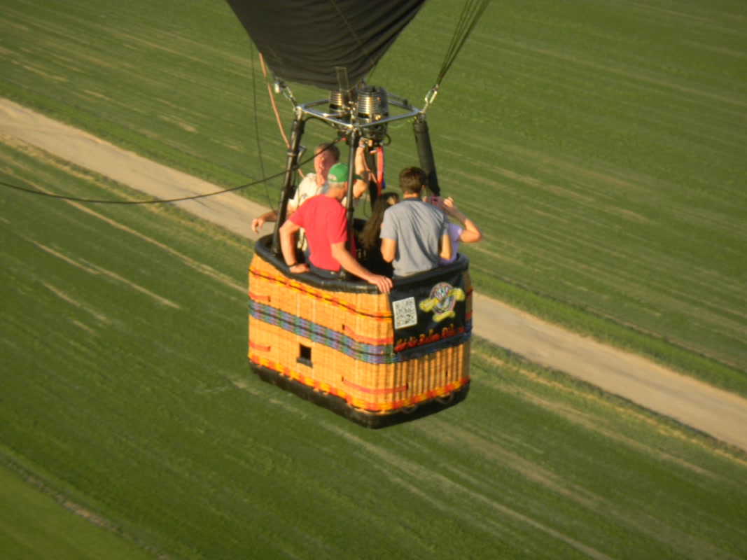 Standard Hot Air Balloon Rides